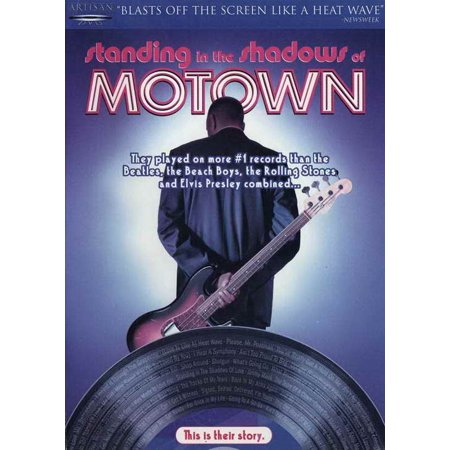 Standing in the Shadows of Motown - movie POSTER (Style C) (11