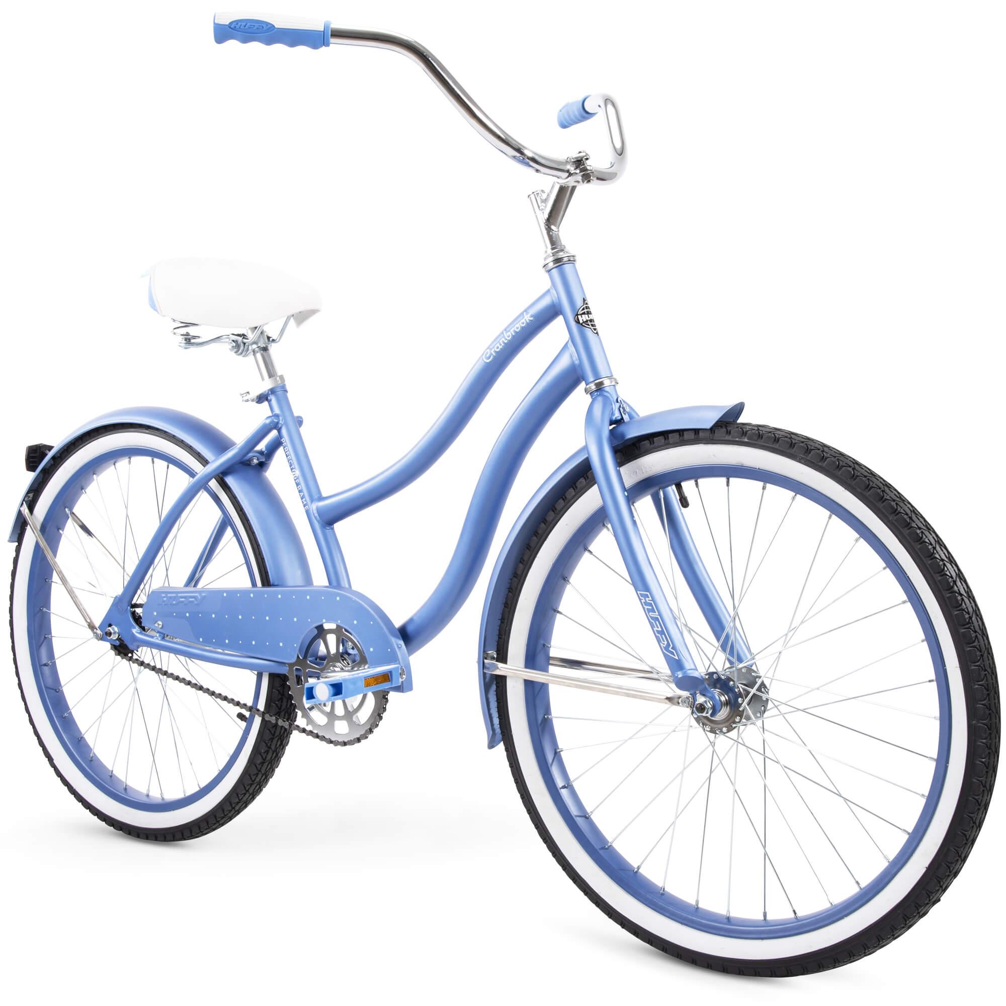 "Huffy 24"" Cranbrook Women's Comfort Cruiser Bike"