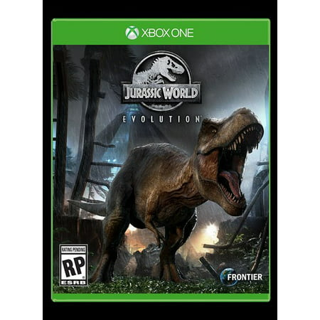 Jurassic World Evolution for Xbox One