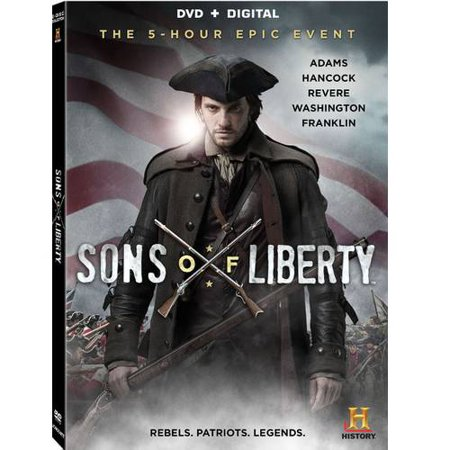 Sons Of Liberty  Dvd   Digital Copy   With Instawatch   Widescreen