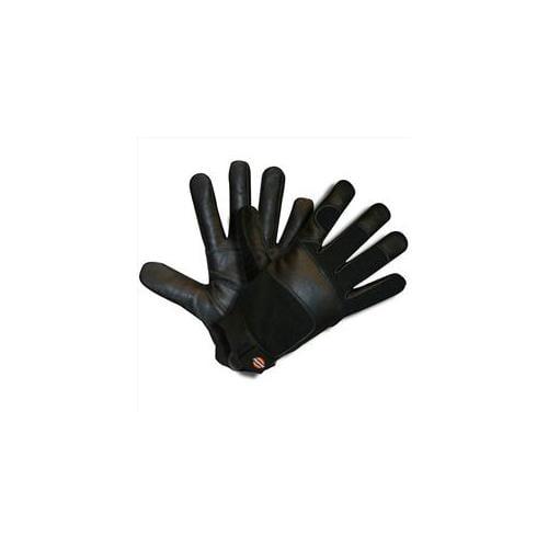 Dickies D77822 Medium Tough Task Black Grain Goat Reinforced Glove