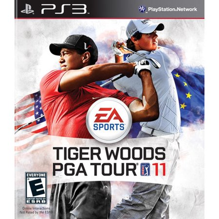 Wwii Wood - Playstation 3 - Tiger Woods PGA Tour 11