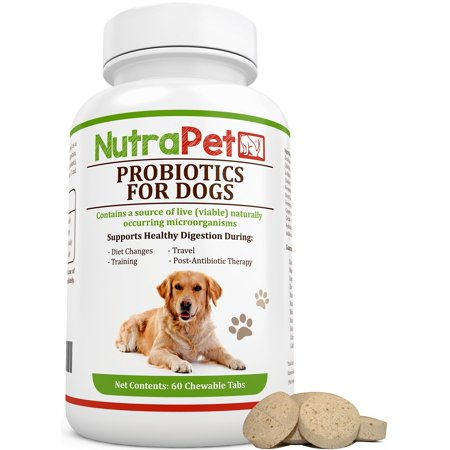 Probiotics for Dogs - Promotes Digestive Health - Boosts Immune System - Probiotics for Cats - Pet Powder Probiotics - Bowsers