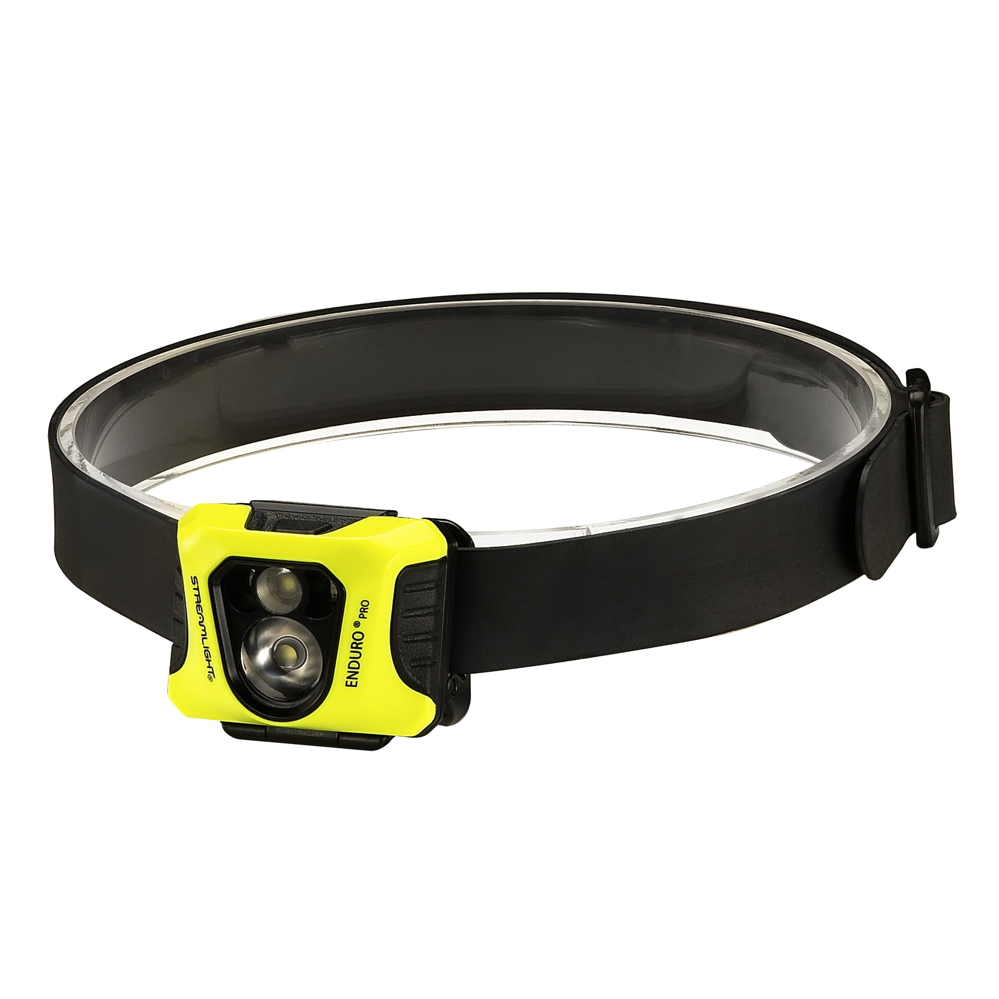 Streamlight Enduro Pro 3 AAA Alkaline Batteries, Elastic Headstrap and Yellow Fascia, Boxed by Streamlight