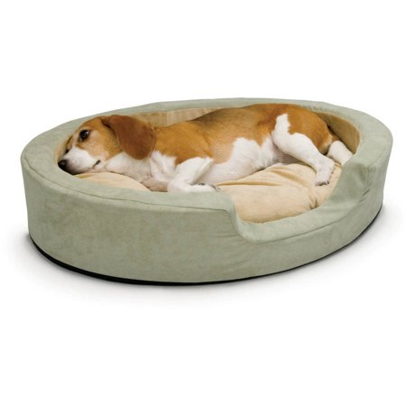 """K&H Thermo-Snuggly Sleeper, Small, 26""""x20""""x5"""""""