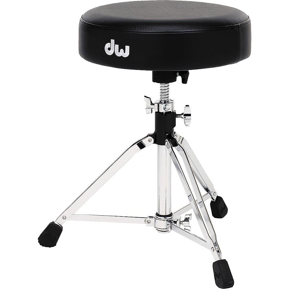 DW 9100 Standard Round Seat Drum Throne by DW