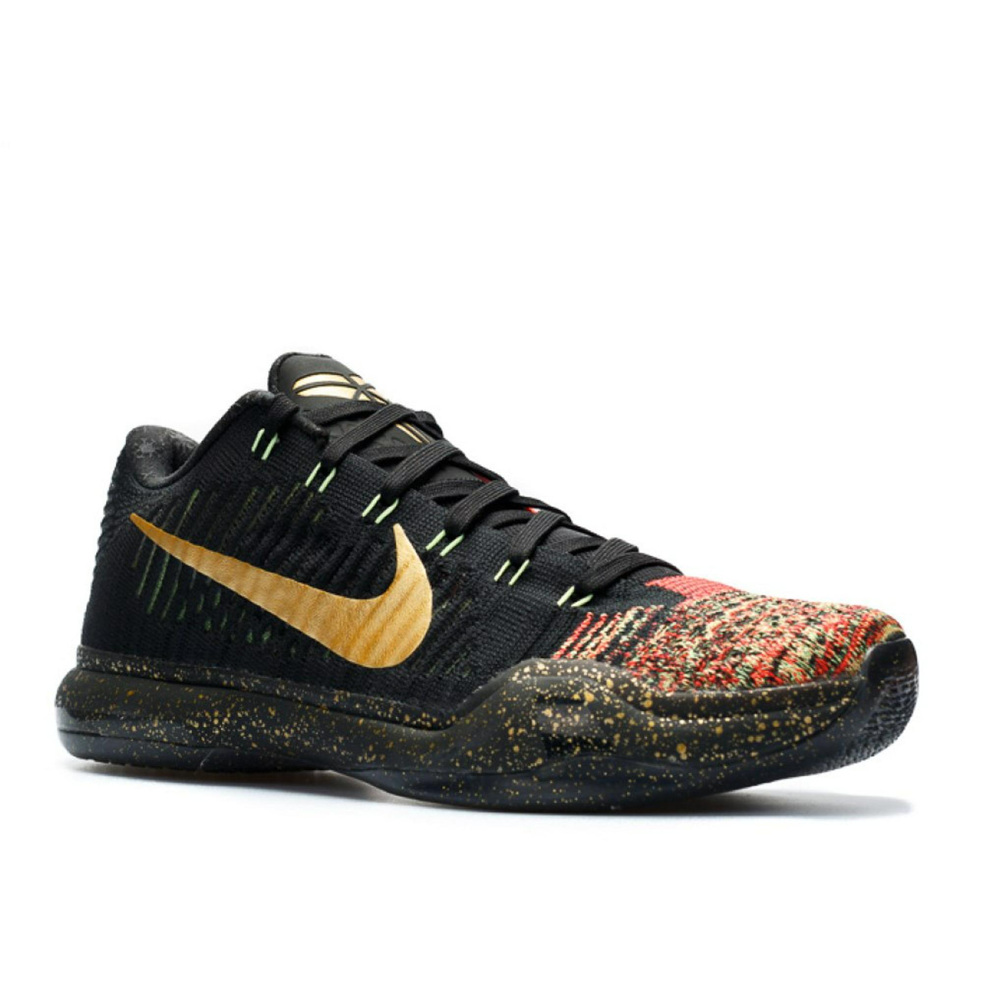 fbd0aab79345 Nike - Men - Kobe 10 Elite Low Xmas  Christmas  - 802560-076 - Size ...