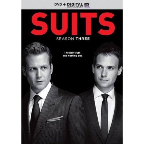 Suits: The Complete Third Season (DVD   Digital HD) (Anamorphic Widescreen)