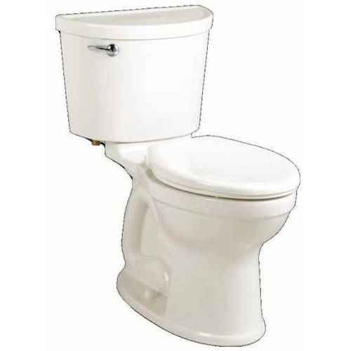 """American Standard 211AA.004.020 Champion Pro Two-Piece Right-Height 1.6 GPF Elongated Toilet with 12"""" Rough-In, Available in Various Colors"""