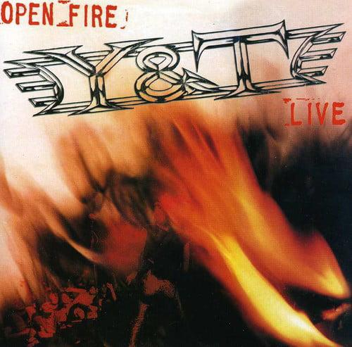 Y & T - Open Fire [CD]