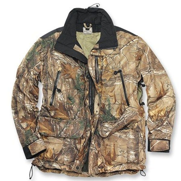 Beretta Kodiak Men's Jacket Parka Coat Gore-Tex Large Realtree Xtra Camo