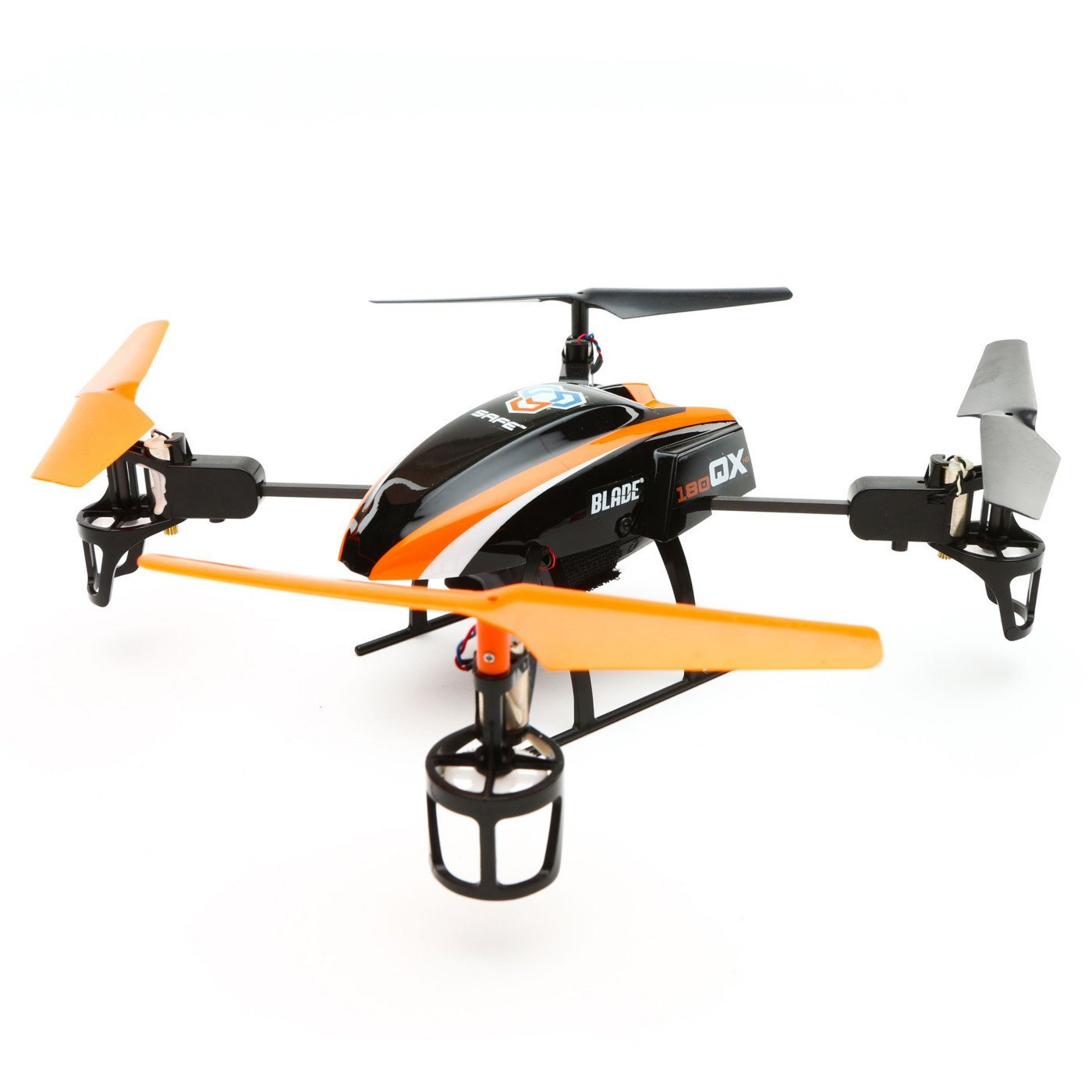 Blade 180 QX HD Ready To Fly Quad-Copter with E-Flite EFC-721 Camera, SAFE Technology Multi-Colored