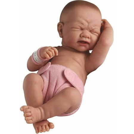 La Newborn 15 Quot All Vinyl Life Like Quot First Tear Quot Baby Doll