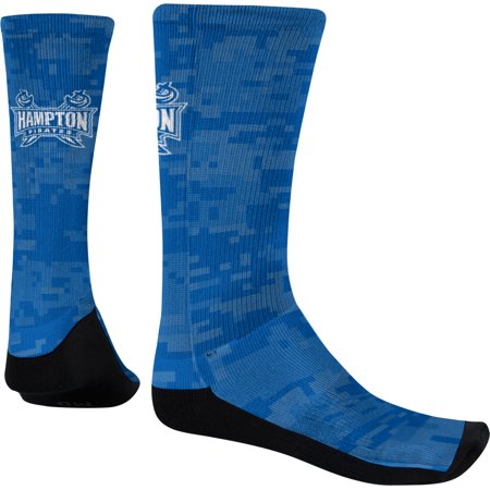 Spectrum Sublimation Men's Hampton University Digital Sublimated Socks (Apparel)