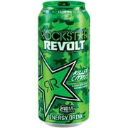 Rockstar Revolt Killer Citrus Energy Drink, 16 Fl. Oz.