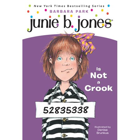 Junie B. Jones #9: Junie B. Jones Is Not a Crook (Paperback)](Who Is Davy Jones)