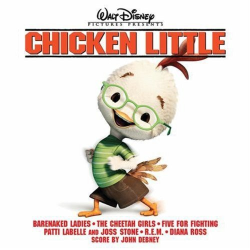 Chicken Little Soundtrack