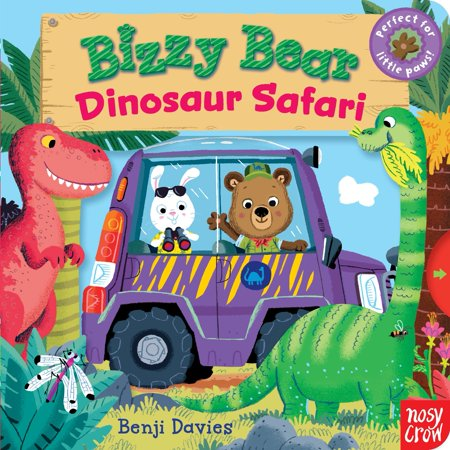 Dinosaur Safari (Board Book) (Safari Could Not Open The Page Because)