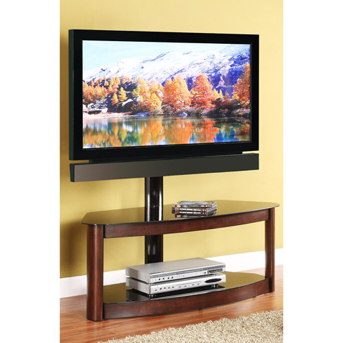 Tv Stand With Mount For Tvs Up To 50 Walmart Com