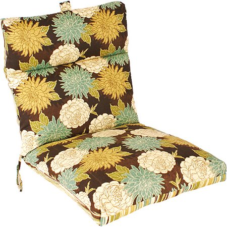 Jordan Manufacturing 38 In French Edge Outdoor Bench Cushion