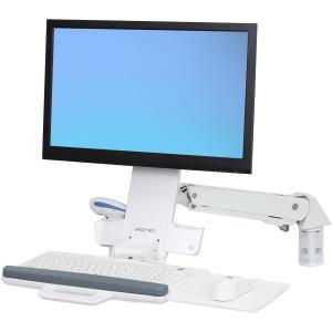Ergotron StyleView Mounting Arm for Monitor, Keyboard, Ba...