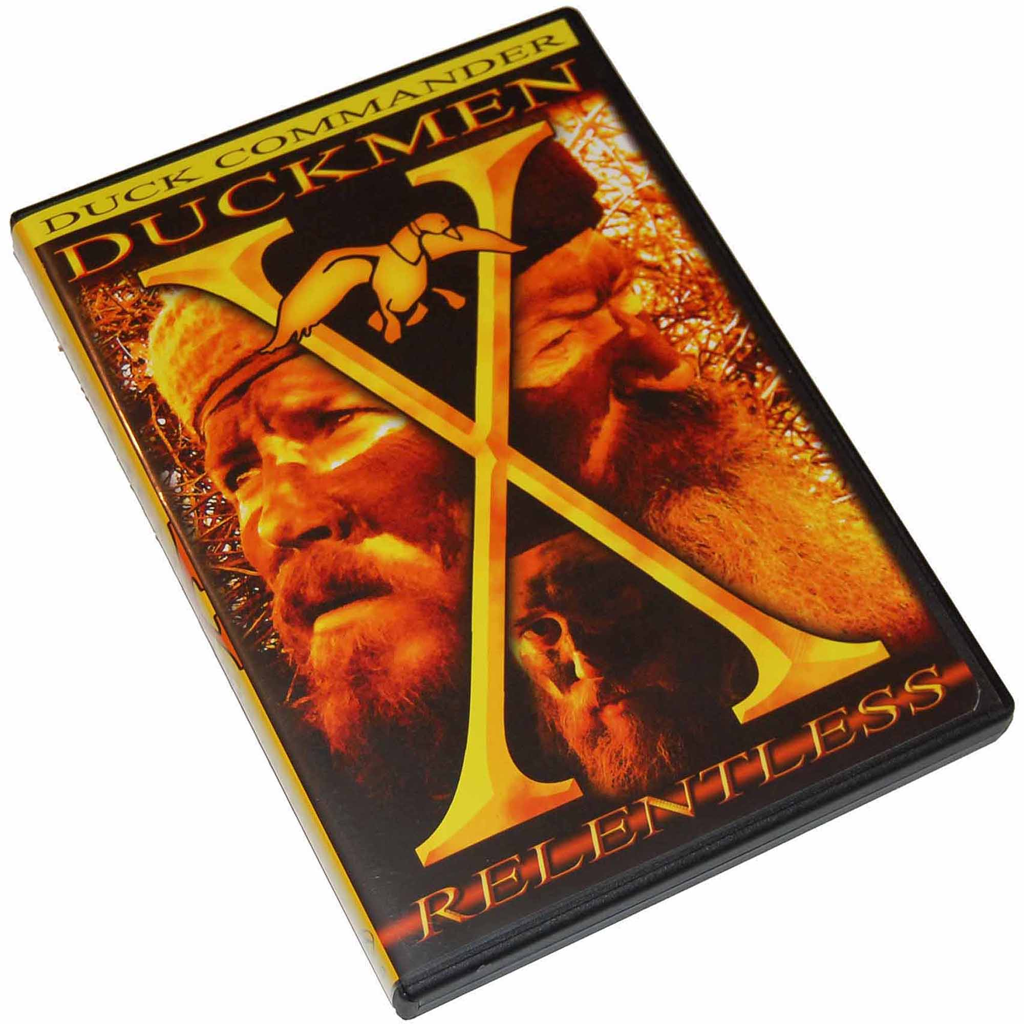 Duck Commander Relentless DVD