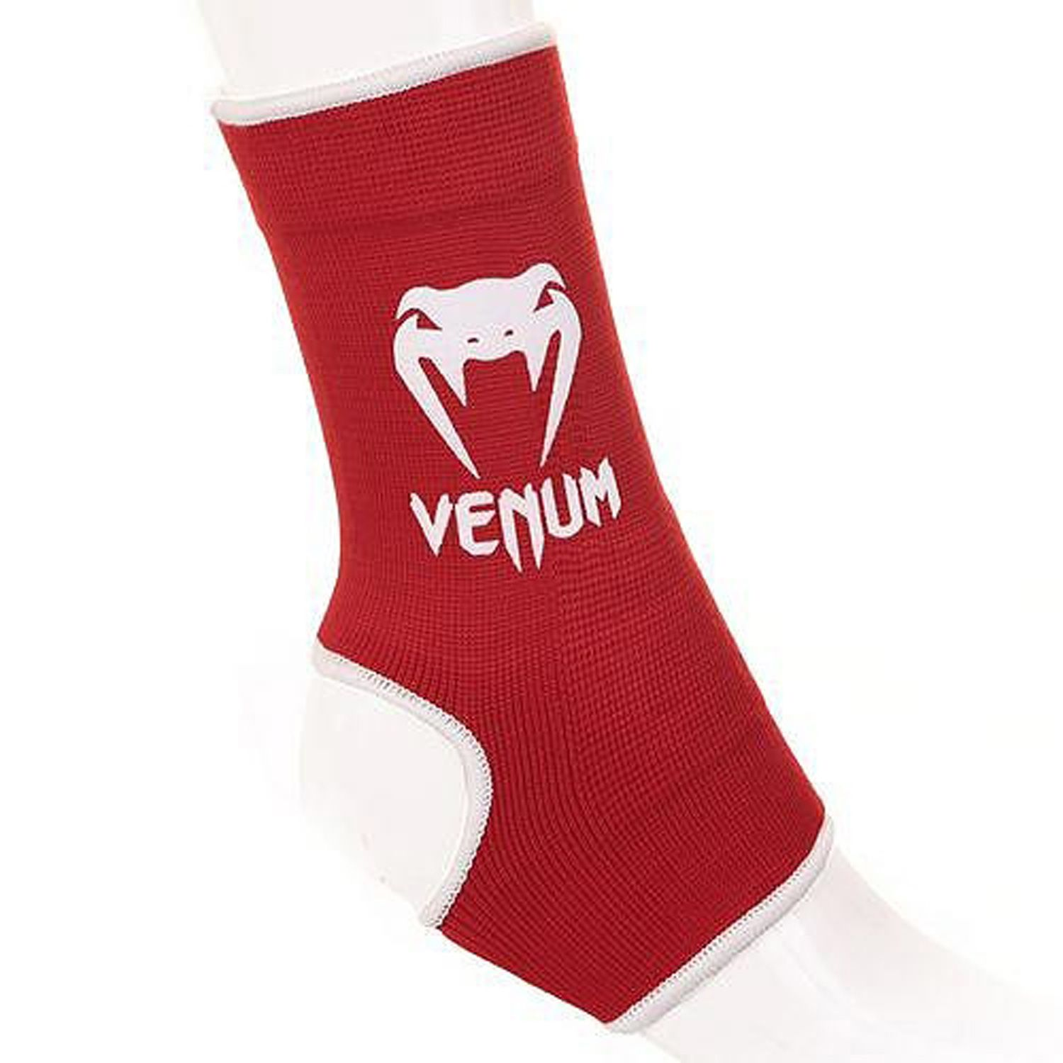 Venum Kontact Ankle Supports - Red