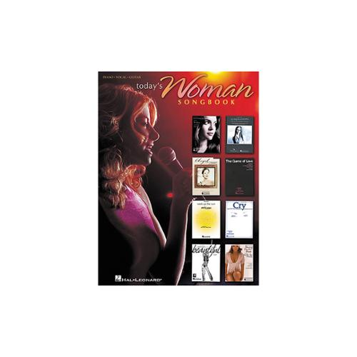 Hal Leonard Today's Woman Songbook