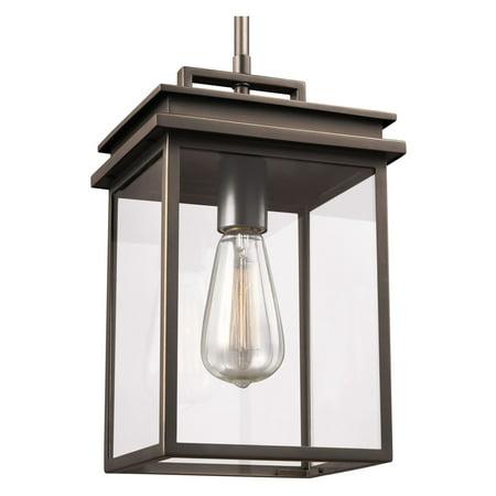 Feiss Glenview Outdoor Pendant Lantern