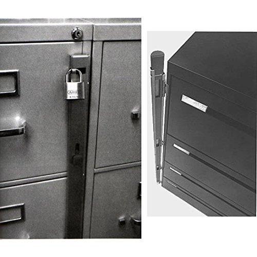 abus 07040 lock bar for 4 drawer file cabinet walmart com rh walmart com file cabinets that look like dressers file cabinets that look like furniture