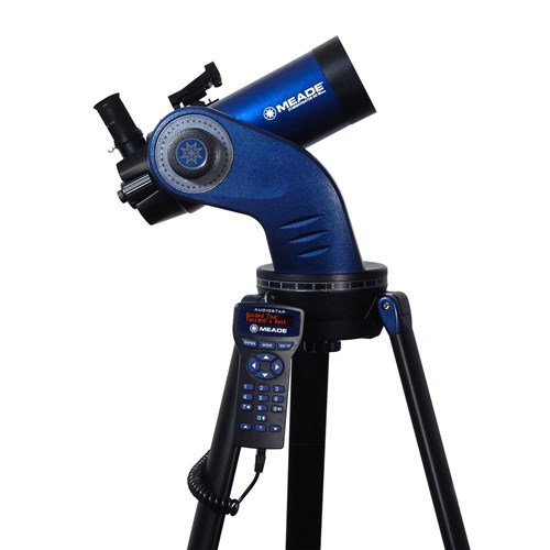 """Meade Instruments StarNavigator NG Telescope 130mm Telescope"" by Meade Instruments"