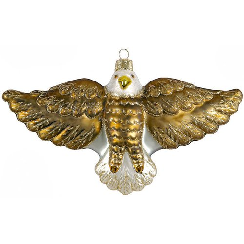 Cobane Studio LLC Eagle Ornament Hanging Figurine