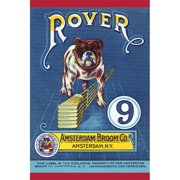 Buy Enlarge 0-587-26317-2P20x30 Rover 9 Broom Label- Paper Size P20x30