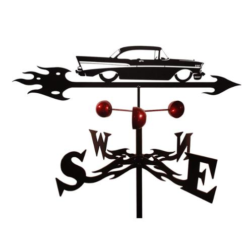 SWEN Products APPLE Steel Weathervane