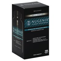 Nugenix Ultimate Testosterone, Test Booster, 120 Ct