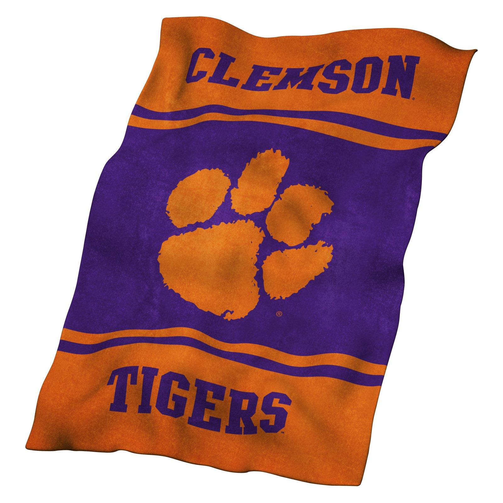 Clemson Tigers UltraSoft Blanket