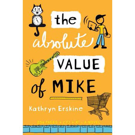 The Absolute Value of Mike - eBook