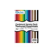 Variety Pk 5x7 72pc 73lb Textured Essential Cardstock