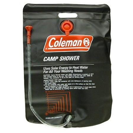 Coleman 5 Gallon Shower Camp