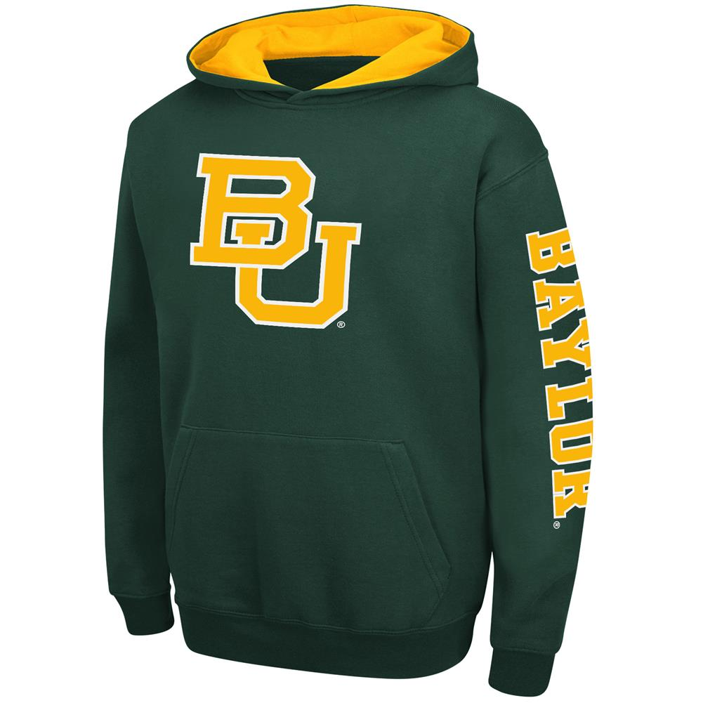 Youth Zone Pullover Baylor University Bears Hoodie