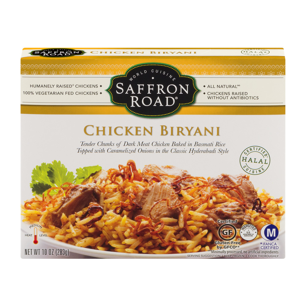 Saffron Road Chicken Biryani, 10.0 OZ