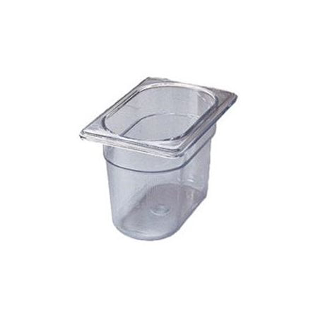 9 Space Extra Cold Food Pan (Set of - 6 Space Cold Food Pan