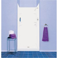 Mustee Durawall Model 247 Shower Wall Set