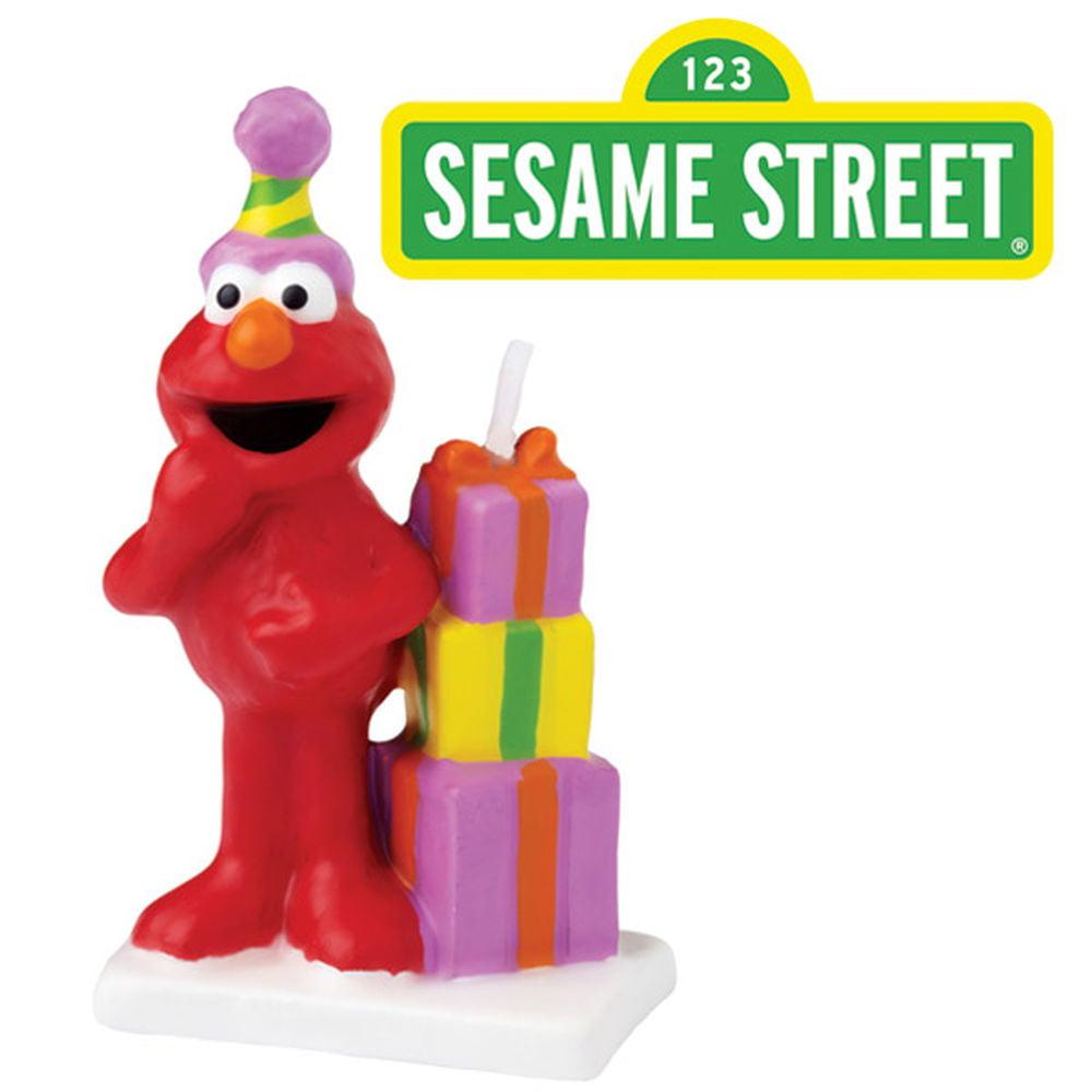 Wilton Sesame Street Birthday Candle, 1 Ct - Walmart.com