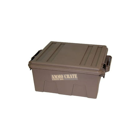 Ammo Crate Utility Box, Dark Earth thumbnail