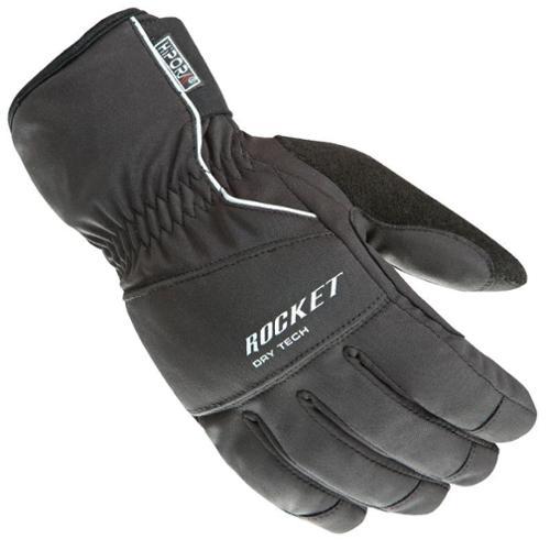 Joe Rocket Ballistic 7.0 Mens Gloves Black LG