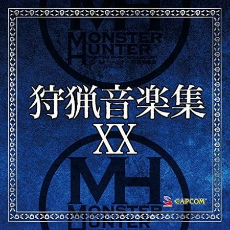 Monster Hunter Hunting Music Xion Xx Soundtrack (CD)