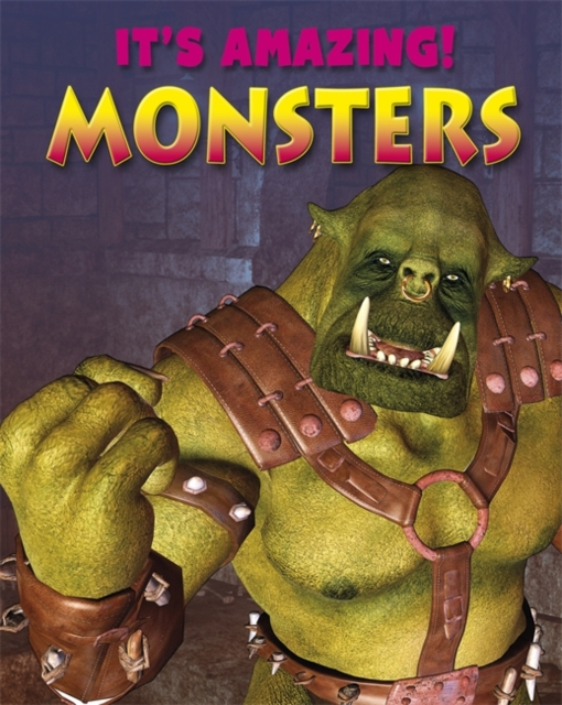 Monsters (It's Amazing) (Paperback) by