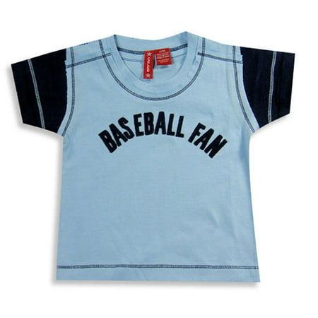 Celeb Kids - Baby Boys Short Sleeve T-Shirt MULTICOLOURED / 12 Months