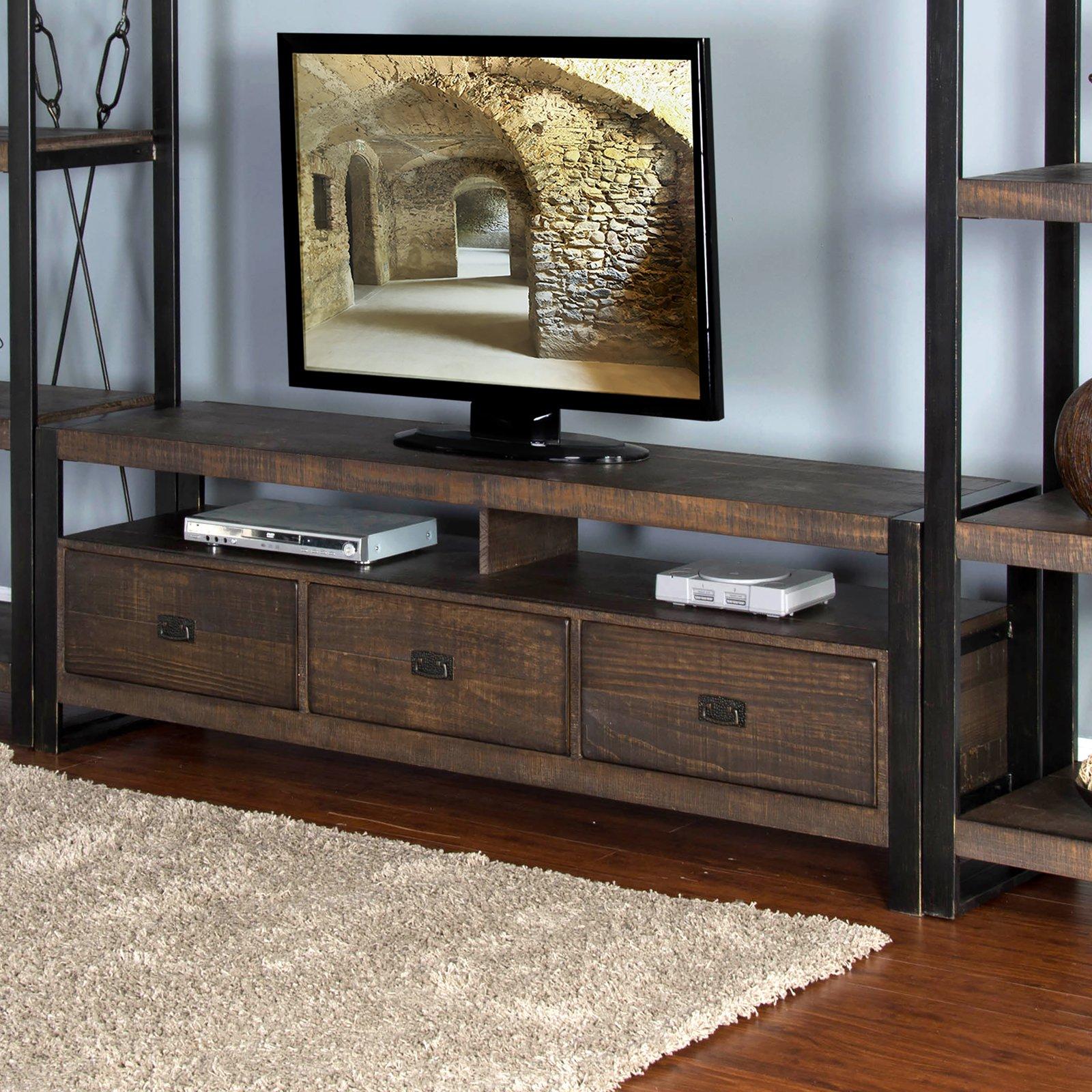 Sunny Designs Homestead 54 in. TV Console
